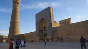 The Kalon Minaret.