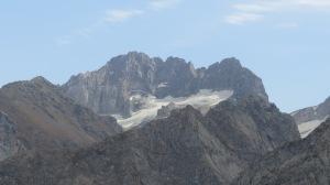 A glacier.
