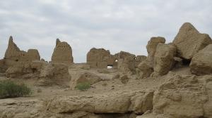 More ruins.