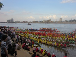 Dragon Boats.