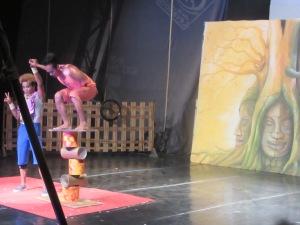 More at the circus.
