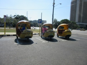 Coco Taxis.